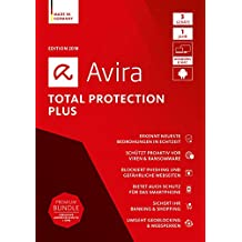 Avira Total Protection Plus (2018) - 3 Geräte Standard