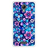 Hapdey Phone Case for [Wiko Jerry 2] design [Floral spring