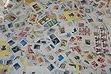Goldhahn USA Kiloware 500 Gramm Box Briefmarken für Sammler