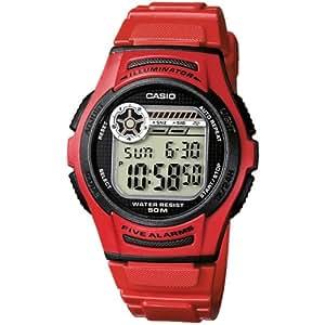 Casio Collection Herren-Armbanduhr Digital Quarz W-213-4AVES
