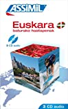 Euskara baturako Hastapenak ; Enregistrements CD Audio (x3)