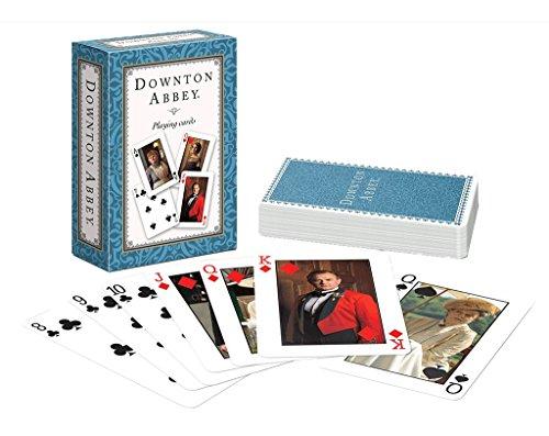 Le jeu de cartes aux couleurs de Downton Abbey