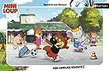 Nathan–Puzzle Rahmen Schulpause mit Mini-Loup 15teilig, 86128