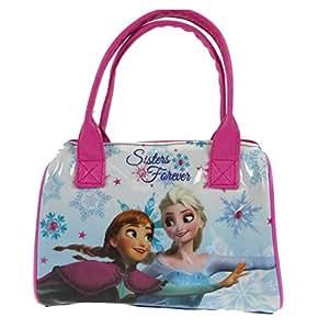 Disney Frozen, Cartable  Enfant, bigarré (Multicolore) - FROZEN001065