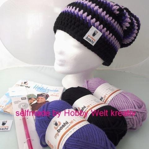 mon-boshi-hakelset-capnoir-violet-purple-150-g-myboshi-laine-etiquette-livre-dinstruction-instructio