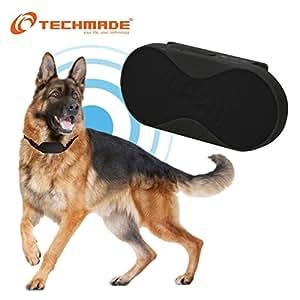 GPS PET TRACKER Color Nero