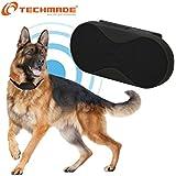 TECHMADE T-Pets - Localizzatore GPS per animali domestici, Nero