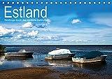 Estland - Streifzüge durch das nördliche Baltikum (Tischkalender 2020 DIN A5 quer): Bilder einer Reise zu den beeindruckenden Kulturstätten und ... (Monatskalender, 14 Seiten ) (CALVENDO Orte) -