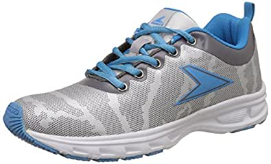 Power Women's Adley White Running Shoes - 7 UK/India (40 EU) (5391006)