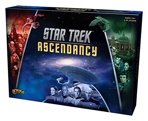 Gale Force Nine gf9st001 – Jeu de Société Star Trek : Ascendancy