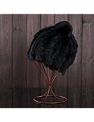 Qiaoba- Mme Winter Outdoor chapeau tricot Baotou bonnet