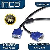 Inca IVGA-50PT 5 Metre VGA TO VGA Bakır 0