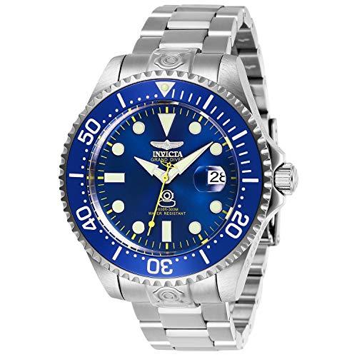 Invicta 27611 Pro Diver Herren Uhr Edelstahl Automatik blauen Zifferblat