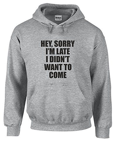 hey-sorry-im-late-i-didnt-want-to-come-printed-hoodie-sports-grey-black-l