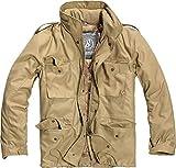 Brandit Herren M-65 Feldjacke Classic Jacke, Beige (Camel 70), X-Large