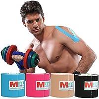 Kinesio-Tape für den Sportbereich, 5,1cm x 5m, Profiqualität– beste therapeutische Unterstützung der Muskeln... preisvergleich bei billige-tabletten.eu