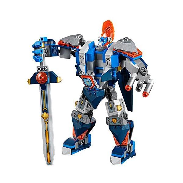 Lego Nexo Knights 70327 - The King's Mech, Set di 3 Figurine Mini 3 spesavip