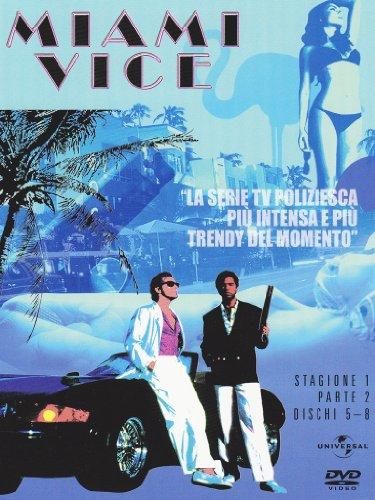 Miami viceStagione01Volume02Episodi12-22 [4 DVDs] [IT Import]