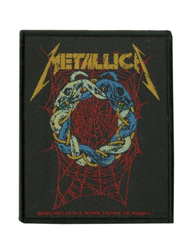 Toppa Metallica Tangled Web --