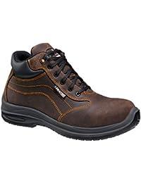 Zapatos de seguridad montantes Lemaitre Falcon S3 CI SRC 100% no metálicos