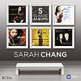 Sarah Chang - 5 Classic Albums