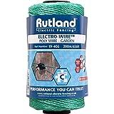 Rutland 19-406R Fil électrique 200 m Vert
