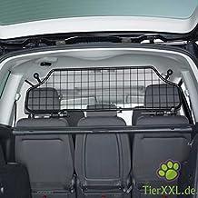 Animales XXL. de Nissan Qashqai + 2SUV Bj: 2008–2013, corte rejilla/Perros rejilla/rejilla de equipaje (TG de AR)