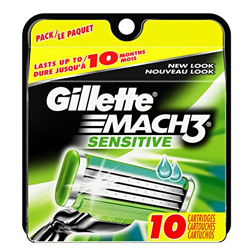 gillette-mach3-sensitive-power-razor-blades-10-pack