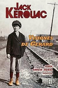 Visiones de Gerard par Jack Kerouac