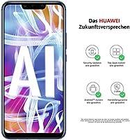 Huawei Mate20 lite Dual Nano-SIM Smartphone BUNDLE (16 cm (6.3 Zoll), 64 GB interner Speicher, 4GB RAM, 20MP + 2MP...