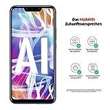 Huawei Mate20 lite Dual Nano-SIM Smartphone BUNDLE (16 cm (6.3 Zoll), 64 GB interner Speicher, 4GB RAM, 20MP + 2MP Kamera, An