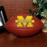 Wilson NCAA Logo del equipo de fútbol–Michigan
