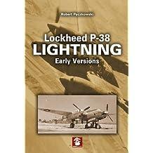 Lockheed P-38 Lightning Early Versions (Yellow)