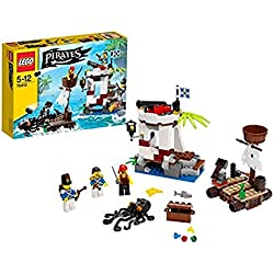 LEGO Pirates - Torre de vigilancia de los Soldados (6100652)
