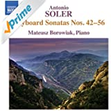 Soler: Keyboard Sonatas Nos. 42-56