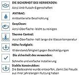 PREMIUM Rechteck Badewanne Acryl BORNEO 160×70 cm – Füßen, Ablaufgarnitur, Silikon GRATIS - 4