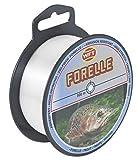 WFT Zielfisch Forelle 500m clear - Angelschnur zum Forellenangeln, Monofilschnur für Forellen, Forellenschnur zum Angeln, Schnur, Durchmesser/Tragkraft:0.22mm/4.2kg Tragkraft für WFT Zielfisch Forelle 500m clear - Angelschnur zum Forellenangeln, Monofilschnur für Forellen, Forellenschnur zum Angeln, Schnur, Durchmesser/Tragkraft:0.22mm/4.2kg Tragkraft