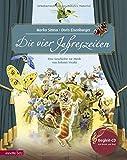 Die vier Jahreszeiten: Eine Geschichte zur Musik von Antonio Vivaldi (Musikalisches Bilderbuch mit CD)