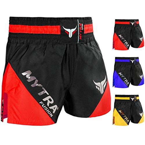 Mytra Fusion Pro Boxing Shorts Combat Shorts for Boxing