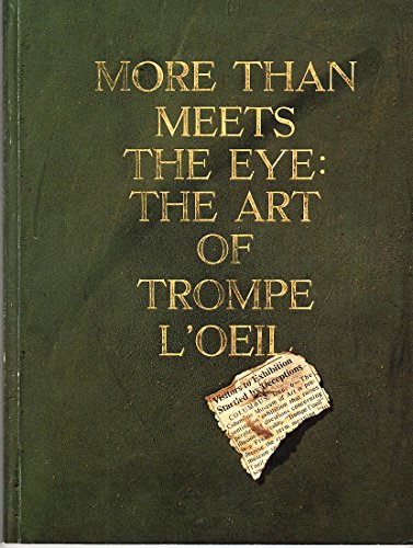 More than meets the eye: The art of trompe l'oeil