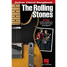 The Rolling Stones - Guitar Chord Songbook (Guitar Chord Songbooks) by Rolling Stones (2015-11-01)