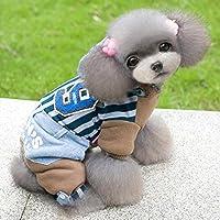 WSS Pet vestiti del cane caduta e