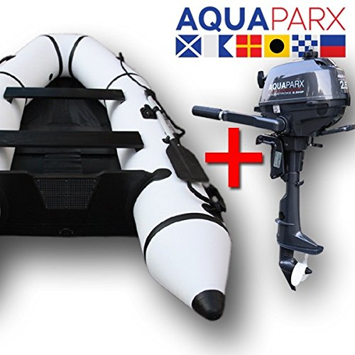 AQUAPARX Design tubo Boot (lunghezza 330 cm) + 2nd 5PS...