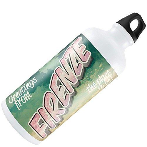 Yohoba Water Bottle Greetings from Firenze c5679f3791f