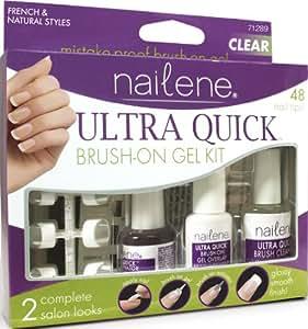 Nailene Ultra Rapide Kit Gel Pinceau Sur