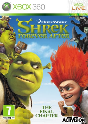 Shrek Forever After [UK Import] (Shrek Xbox-360-spiel)