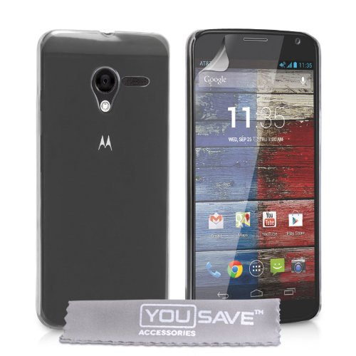 yousave-accessories-motorola-moto-x-schutzhulle-crystal-clear-hard-cover