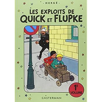Les exploits de Quick et Flupke, Volume 1 :