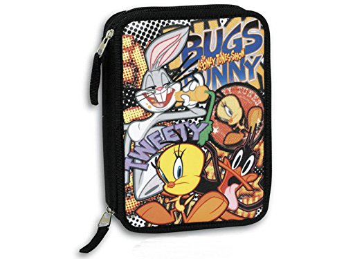 Plumier doble Looney Tunes Bugs
