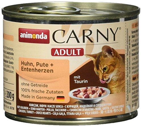 Adult animonda carny ente huhn